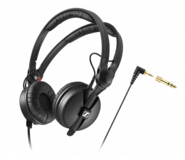 Sennheiser HD 25-1 II Basic Edition czarny (502842)
