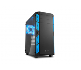 Sharkoon AI7000 Glass Blue (4044951020805)