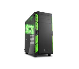 Sharkoon AI7000 Glass Green (4044951020799)