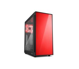 Sharkoon AM5 Window Red (4044951020508)