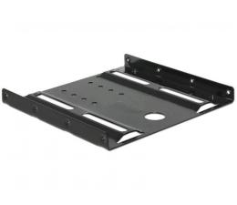 SHIRU Adapter/szyna HDD sanki 3,5''->2,5'' (SHA-02)