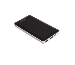 SHIRU Power Bank 10000mAh czarny (PBL-01)