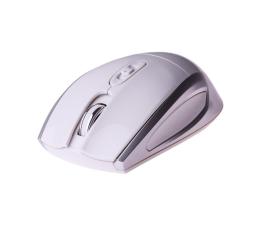SHIRU Wireless Silent Mouse (Biała) (SMW-02W)