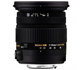 Sigma 17-50 F2.8 EX DC OS HSM Canon (085126583545)