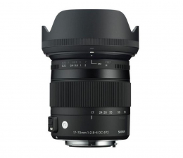 Sigma 17-70mm f2.8-4 DC MACRO OS HSM Nikon (0085126884550)