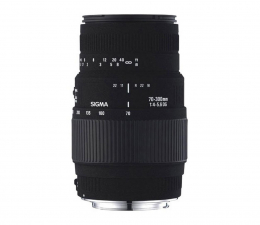 Sigma 70-300mm f4-5.6 DG MACRO Canon (085126509279)