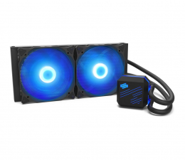 SilentiumPC Navis RGB 280 2x140mm (SPC220)