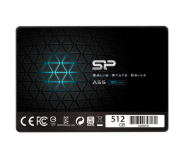 Silicon Power 512GB 2,5'' SATA SSD A55  (SP512GBSS3A55S25)