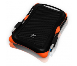 Silicon Power Armor A30 2TB USB 3.0 BLACK (SP020TBPHDA30S3K)