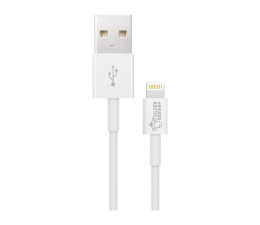 Silver Monkey Kabel do iPhone, iPad, 1.2m, MFI (MFI-012SM01)