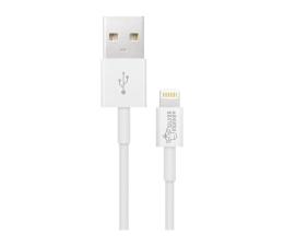 Silver Monkey Kabel do iPhone, iPad, 1.2m, MFI (MFI-012SM01)