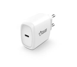 Silver Monkey Ładowarka sieciowa USB-C, PD, 18W (PD-UC18W-SM)