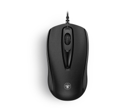 Silver Monkey Wired Optical Mouse (OM-001-SM)