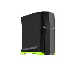 SilverStone RAVEN czarno-zielona (SST-RVX01BV-W)