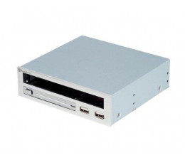SilverStone Silent Combo Drive Bay (SST-TS03S)