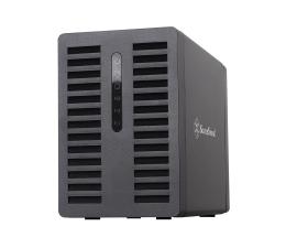 SilverStone SST-DS322B External RAID czarna (SST-DS322B)