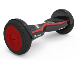 """Skymaster Smart Dual 11"""" czarno-czerwona"""
