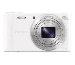 Sony DSC-WX350 biały (4905524981094)