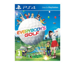 Sony Everybody's Golf 7 (711719859567   )