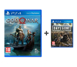 Sony God of War + Days Gone