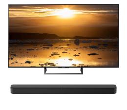 Sony KD-65XE7005 + SOUNDBAR (KD65XE7005BAEP)
