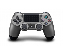 Sony Kontroler Playstation 4 DualShock 4 Steel Black (0711719868262)