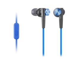 Sony MDR-XB50AP Niebieskie (MDRXB50APL.CE7)