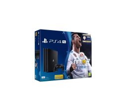 Sony Playstation 4 1TB PRO + FIFA 18 Special (711719914266)