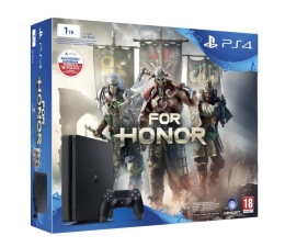 Sony Playstation 4 1TB Slim + For Honor (711719831266 )