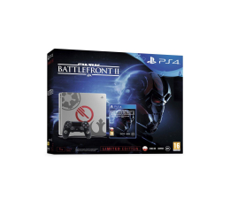 Sony PlayStation 4 1TB Slim + SW Battlefront II Deluxe (711719970569)