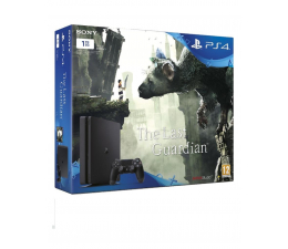 Sony Playstation 4 1TB SLIM + The Last Guardian  (D Chassis)
