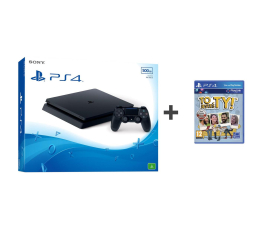 Sony PlayStation 4 500GB SLIM + To jesteś ty!  (E Chassis 711719919766)