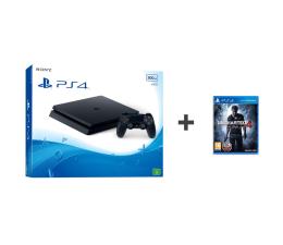 Sony PlayStation 4 500GB SLIM + Uncharted 4