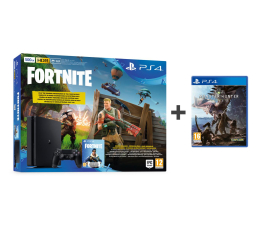 Sony Playstation 4 500GB+Fortnite+Monster Hunter:World
