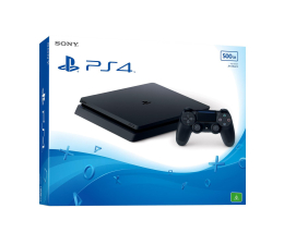 Sony PlayStation 4 Slim 500GB (711719866268)