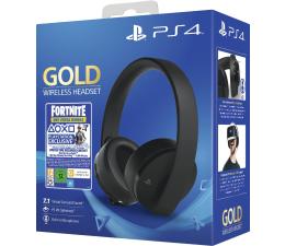 Sony PS4 Gold Wireless Headset + Fortnite DLC (9959809)