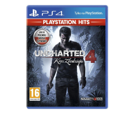 Sony UNCHARTED 4: KRES ZŁODZIEJA  - PS4 HITS (711719409670)