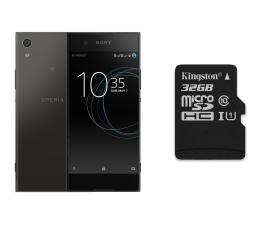 Sony Xperia XA1 G3112 Dual SIM czarny + 32GB (1308-4264+SDCS/32GB)