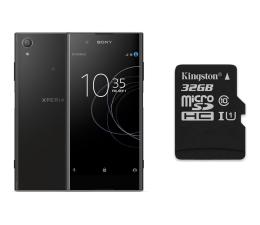 Sony Xperia XA1 Plus G3412 Dual SIM czarny + 32GB (1310-8467+SDCS/32GB)