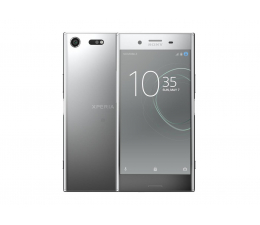 Sony Xperia XZ Premium Dual SIM Chrome Silver (PF11 - G8142 DS Chrome Silver)