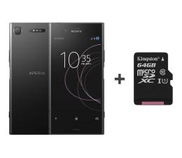 Sony Xperia XZ1 G8342 4/64GB Dual SIM Black + 64GB (1310-7157 + SDCS/64GB)