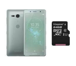 Sony Xperia XZ2 Compact H8324 DS Zieleń mchu + 64GB (1313-8193+SDCS/64GB)