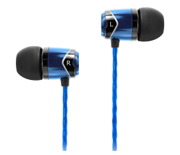 SoundMagic E10 Black-Blue (E10 Black-Blue)