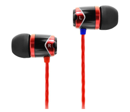 SoundMagic E10 Black-Red (E10 Black-Red)