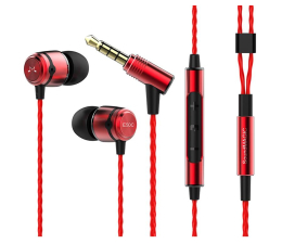 SoundMagic E50C Red-Black (E50C Red)