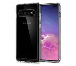 Spigen Crystal Hybrid do Samsung Galaxy S10+ Clear  (606CS25656)