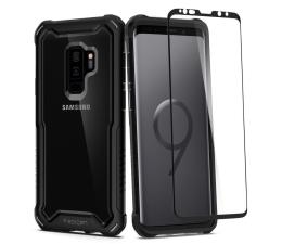 Spigen Hybrid 360 do Galaxy S9+ Black  (593CS23042)