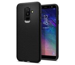 Spigen Liquid Air do Galaxy A6+ 2018 Black (8809606426854 / 597CS24095)