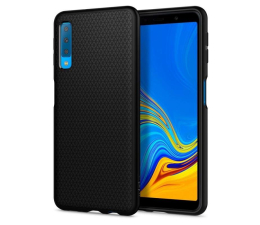 Spigen Liquid Air do Galaxy A7 2018 Black (608CS25555)