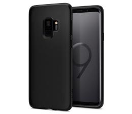 Spigen Liquid Crystal do Galaxy S9 Matte Black (592CS22825 / 8809565305085)